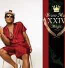 Bruno Mars vuelve a pegar fuerte con 24K Magic