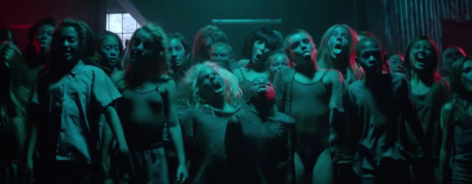 videoclip the greatest Sia